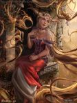 Rapunzel Stage 4 by mictones