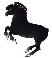 A714 DWS Litebrite***** Excellent Blood by EmeraldTheWolf
