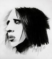 Marilyn Manson by Mndcntrl