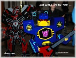 We will rock you ... by Swindle86