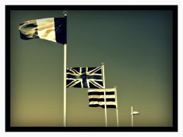 Flags of our Fathers by Elessar91