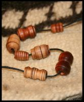 Wooden Beads by Hluthvik