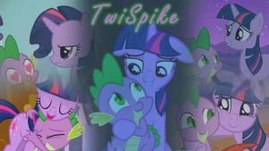 TwiSpike/SpiLight Wallpaper by DrakkenlovesShego12