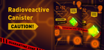 Radioactive Canister by chaitanyak