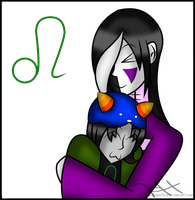 +Leo Sister: Nerra and Nepeta+ by xXThe-Ice-ReaperXx