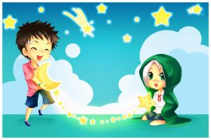 KHR: Our Little Stars by elRion-XIII