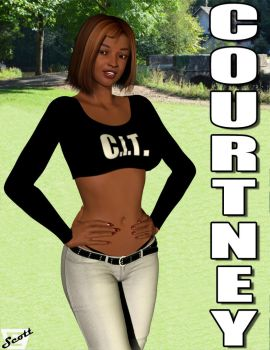 Courtney Is C.I.T. by ImfamousE
