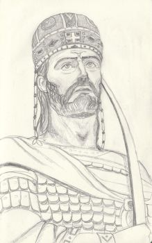 Constantine XI Palaiologe by selva-s