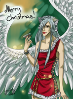 MERRY CHRISTMAS 2013 by aerococonut
