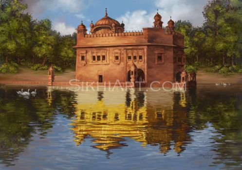 Golden Temple by prince911