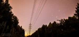 Perseid meteor shower - 2013 12.08.2013 by hmcindie
