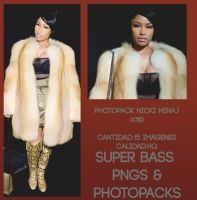 PHOTOPACK NICKI MINAJ #010 by SuperBassPngs2