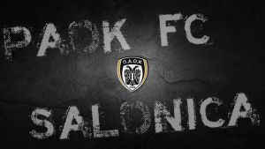 PAOK SALONICA by fanis2007