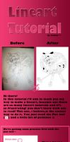 Lineart Tutorial by Foofoopapachon
