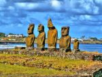 Easter Island I by pingallery