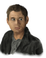 Jensen Ackles by Xentris