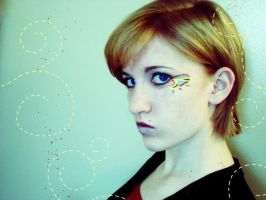 Face Paint 1 by beccaecka