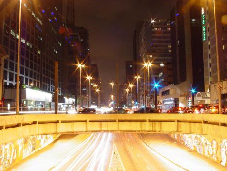 More lights from Sampa city by blagus