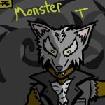 Monster T - Portrait by KidArtist14