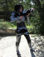 Diablo 3 demon hunter cosplay by Elphiria