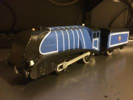 Br Blue A4 Pacific by GBHtrain
