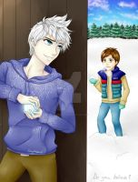 ROTG: Snowballs and Funtimes by IchigoKeyblade