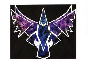 Logo blue phoenix ( Photoshop ) by KangooNoh
