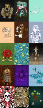 iphone wallpaper pack 3 by neilakoga