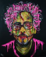 "Tim ""The Zombie"" Burton by VanZanto"