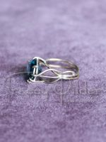 Kite Ring: Side by TraceyWilderJewelry