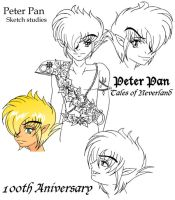 Peter Pan: Tales of Neverland by GND-KicaCris