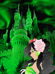 Magnolia and the Jade Palace by furrykisskiss