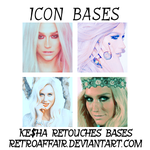 Ke$ha Retouches Bases Retroaffair by retroaffair
