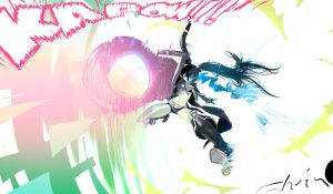 bLACK rOCK sHOOTER by flavianos