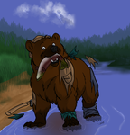 Gone Fishing - 3/3 by Pheagle-Adler