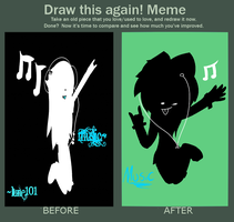 Draw this again by lune101