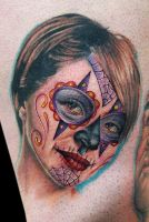 nother day of the dead by tat2istcecil