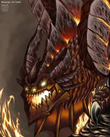Deathwing by Manasurge