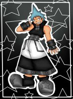 Black Star by jazzy2cool