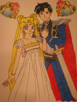 Serenity and Endymion by moonstruck26