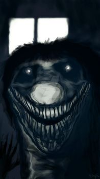 Smile.jpg by TheHorrorPainter