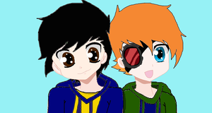 woozworld: Zack and Max BEST FRIEND'S?!!??!!! XD by RandomWorld123