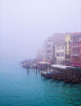 Foggy Venice IV by Aenea-Jones