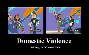 Domestic Violence Demote by JoeMerl
