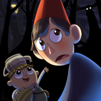 Beware the Beast - Over the Garden Wall by KicsterAsh