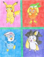 Pokegirls by streetgals9000