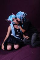 kiss miku by sakurita-cosplay