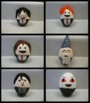 Harry Potter Easter Eggs by gryfndrprefct347