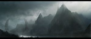 Temple Mountain by m-hugo