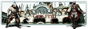 Assassins Creed II by 1R3bor